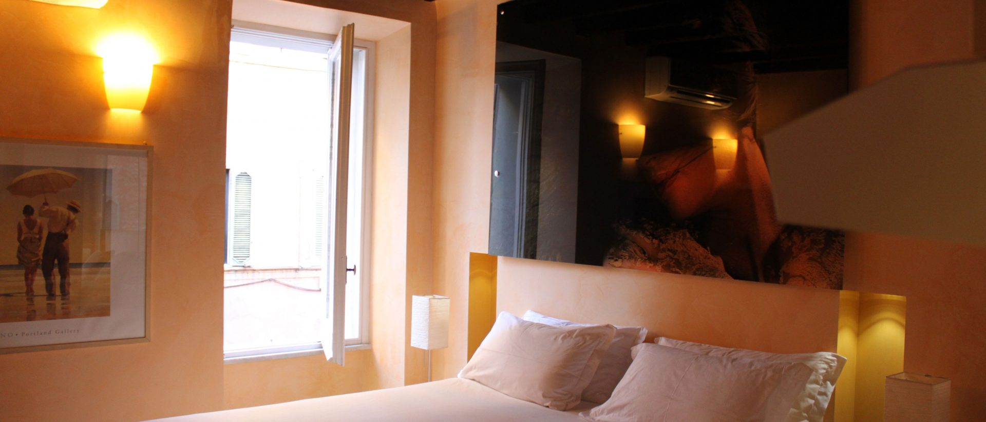 BDB Luxury Rooms Spagna | Luxury room in Rome in Piazza di Spagna