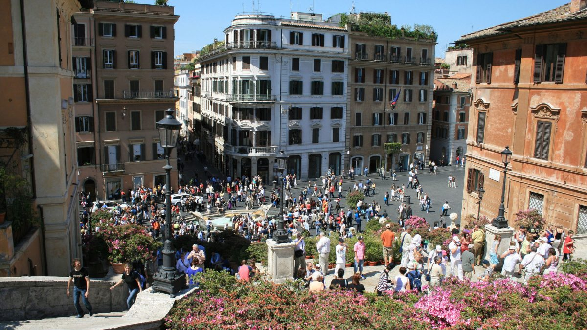 BDB Luxury Rooms Spagna | Camere di lusso a Roma centro in Piazza di Spagna