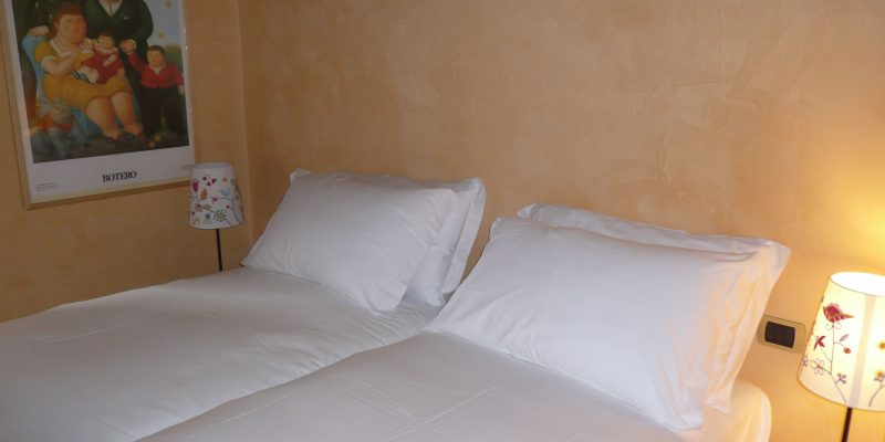 Standard twin room BDB Luxury Rooms Spagna