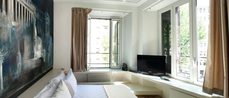 Camera doppia deluxe BDB Luxury Rooms San Pietro