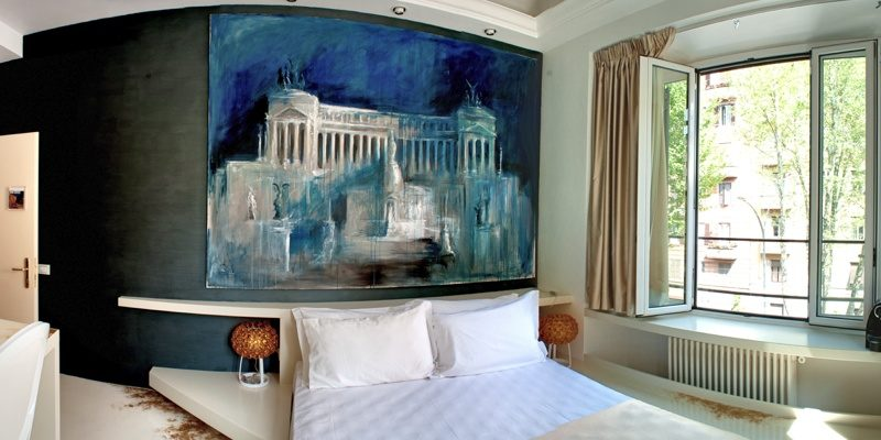 Deluxe double room BDB Luxury Rooms San Pietro