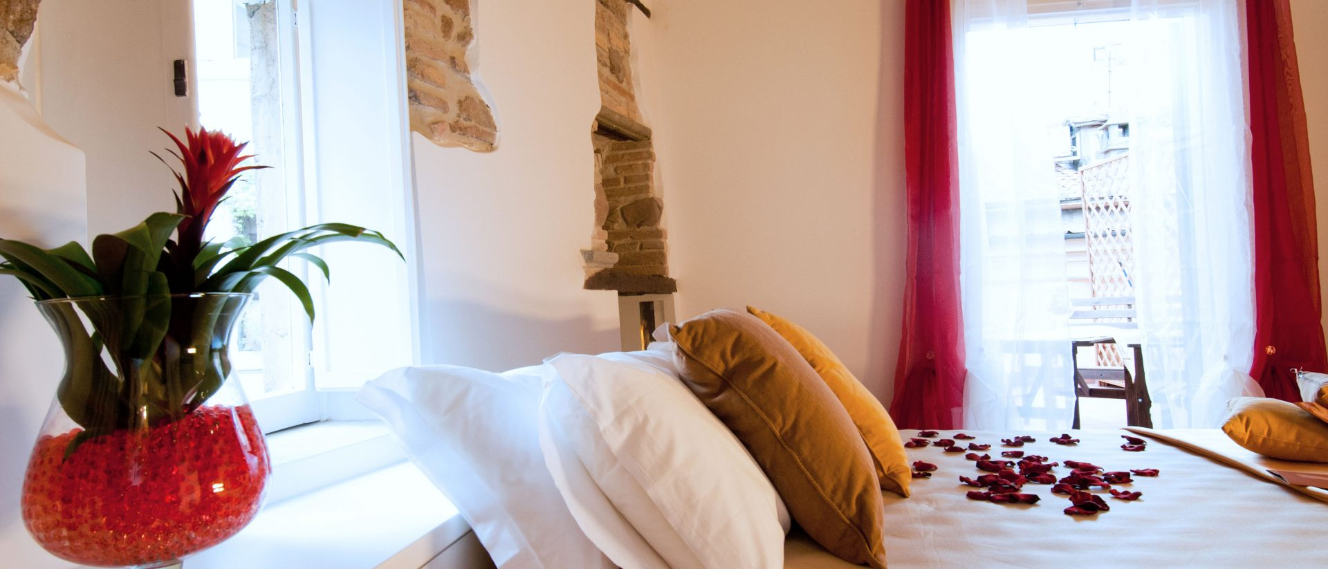 Double room with terrace BDB Luxury Rooms Navona Cielo