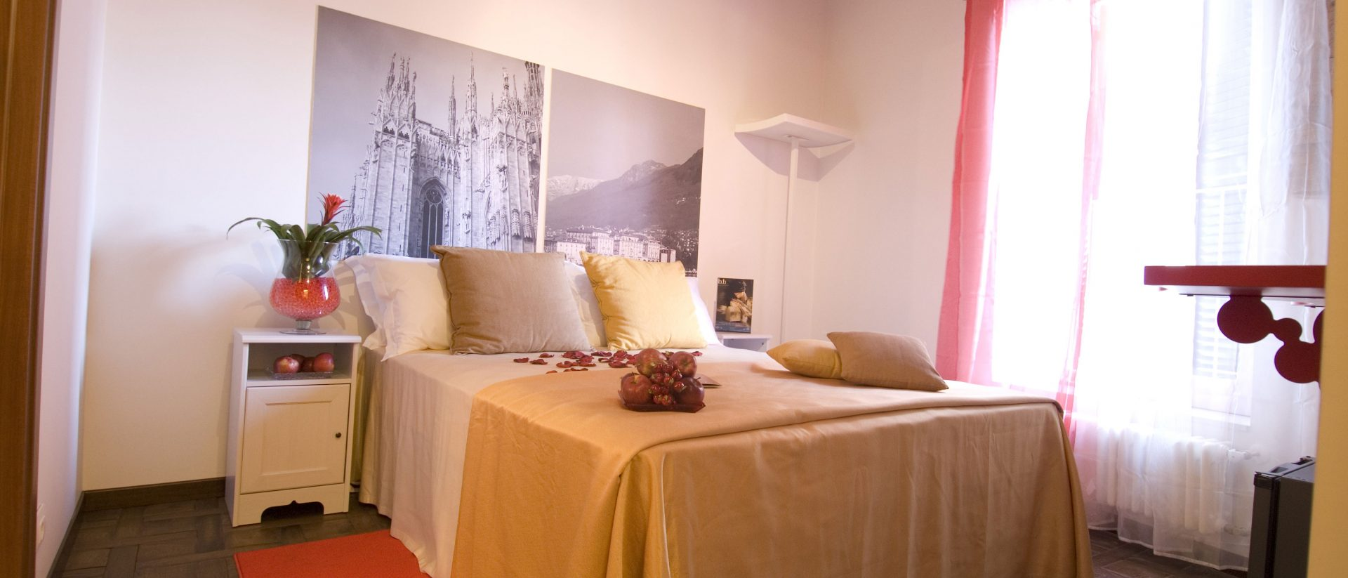 Standard double room BDB Luxury Rooms Navona Cielo