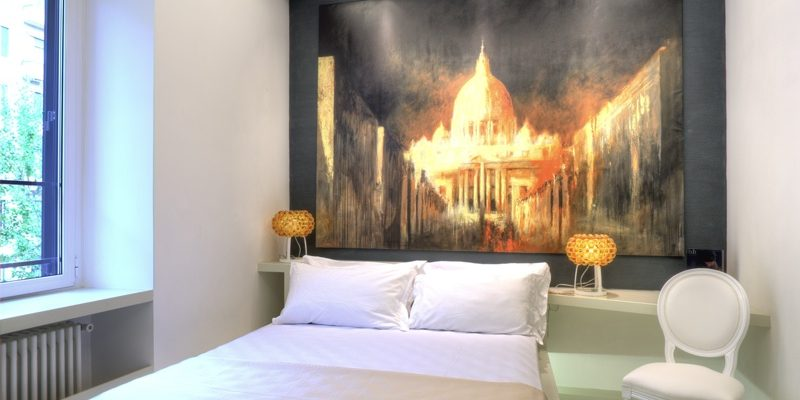 Camera doppia standard BDB Luxury Rooms San Pietro