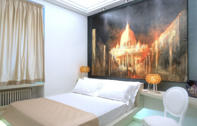 Double standard room BDB Luxury Rooms San Pietro