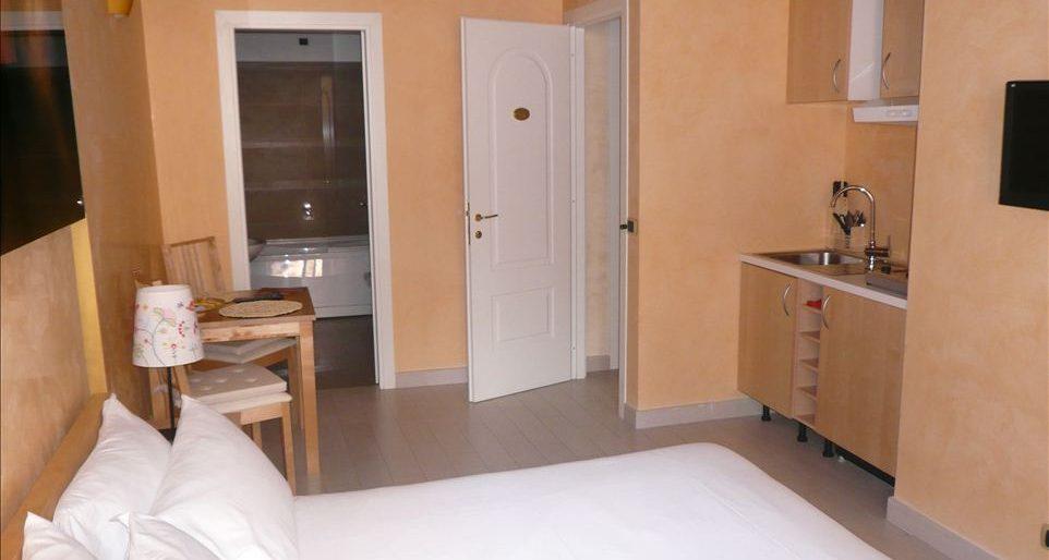 Standard triple room BDB Luxury Rooms Spagna