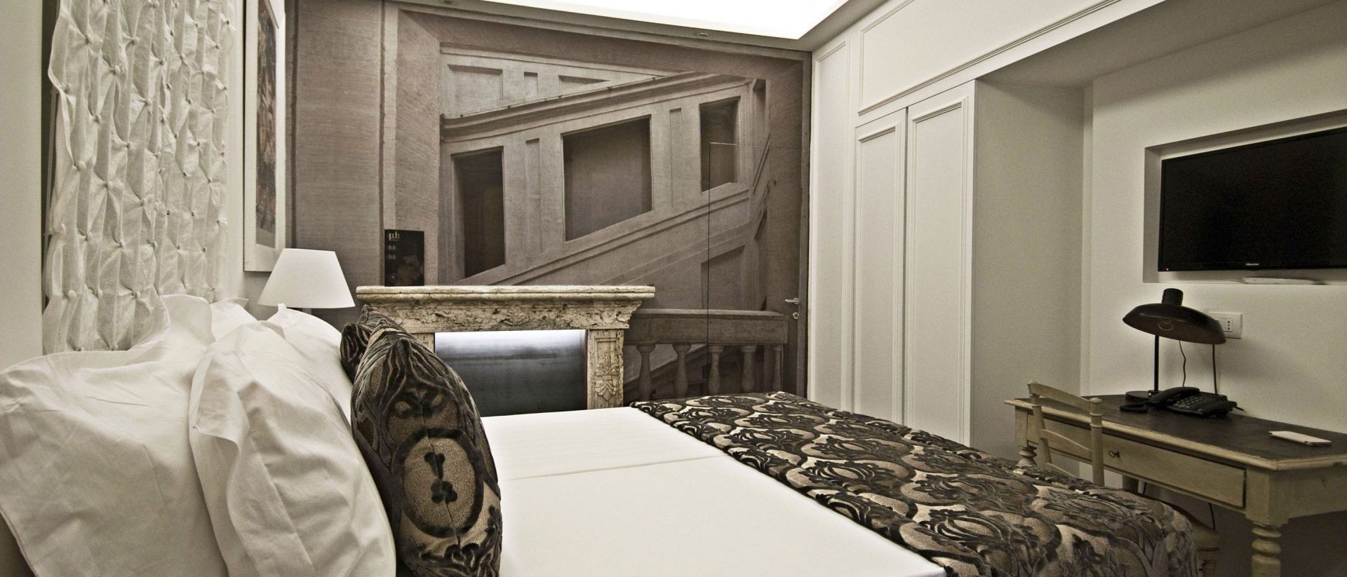 Superior double room BDB Luxury Rooms Trastevere Torre