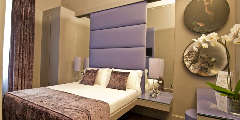 Superior double room BDB Luxury Rooms Margutta
