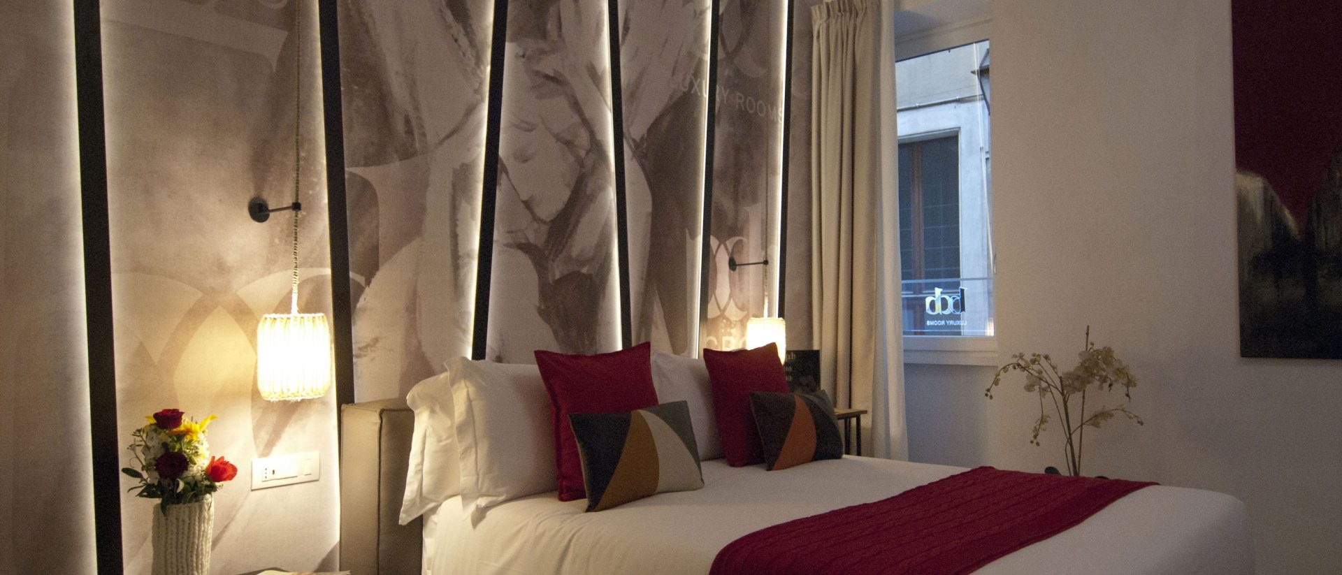 BDB Luxury Rooms Navona Angeli | Luxury room in Rome in Piazza Navona