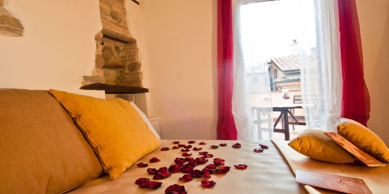 BDB Luxury Rooms Navona Cielo | Luxury room in Rome in Piazza Navona