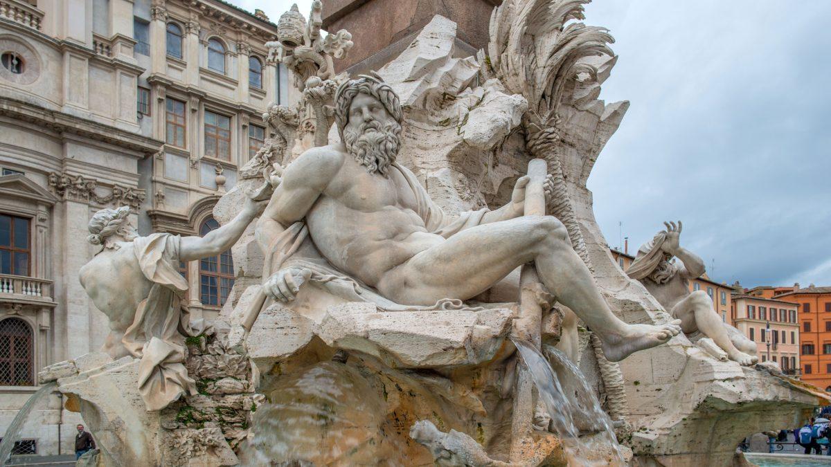 BDB Luxury Rooms Navona Cielo | Camere di lusso a Roma centro in Piazza Navona