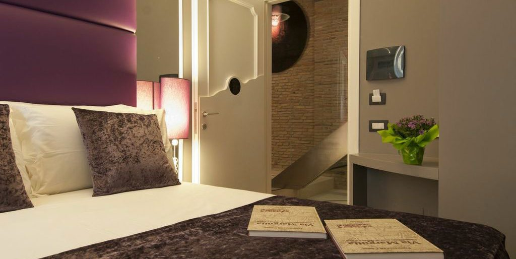 Standard single room BDB Luxury Rooms Margutta