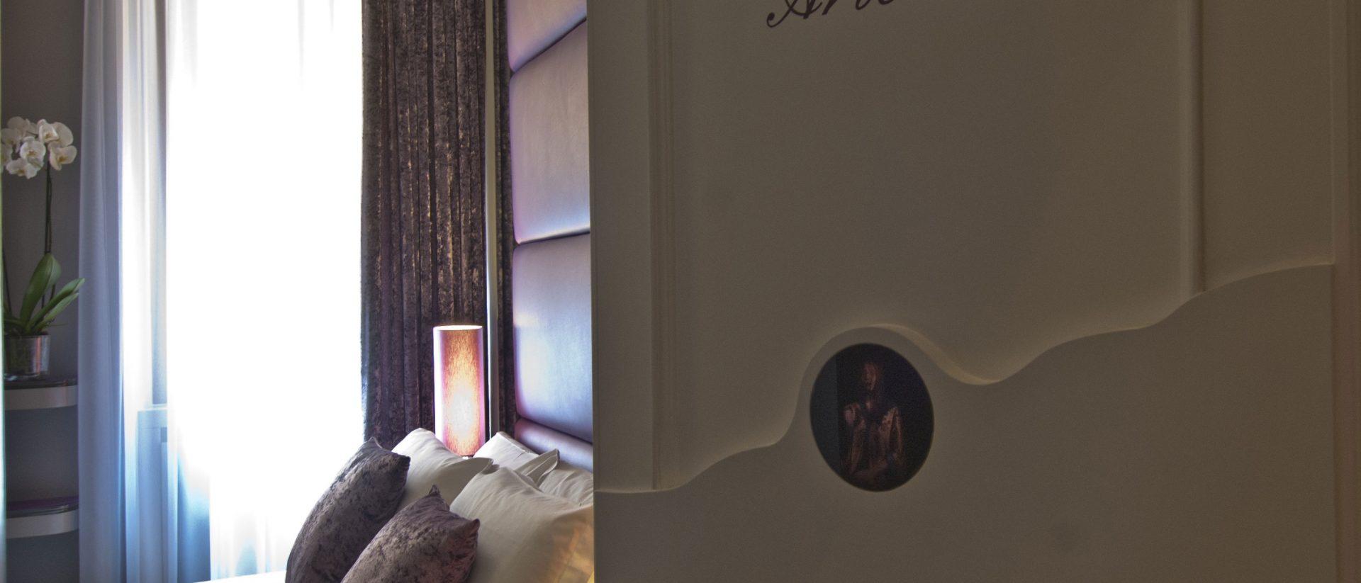 Camera singola standard BDB Luxury Rooms Margutta