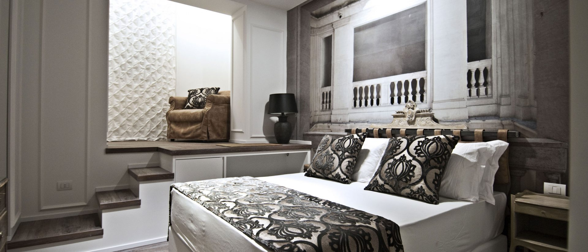 BDB Luxury Rooms Trastevere Torre | Luxury room in Rome in Trastevere