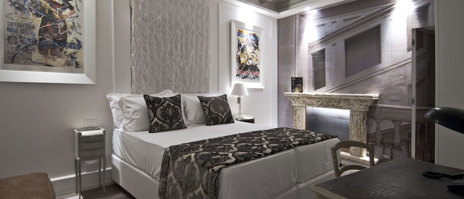 BDB Luxury Rooms Trastevere Torre | Camere di lusso a Roma centro in Trastevere