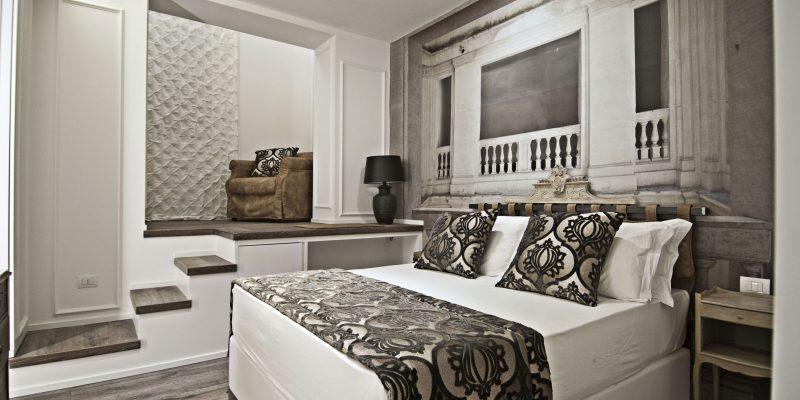 Camera tripla standard BDB Luxury Rooms Trastevere Torre