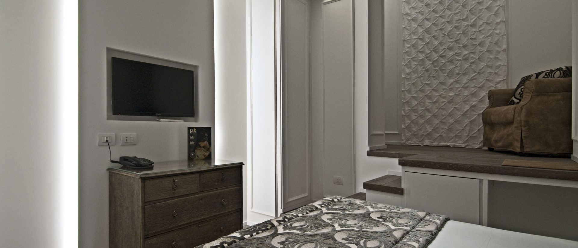 Camera tripla standard BDB Luxury Rooms Trastevere Torre