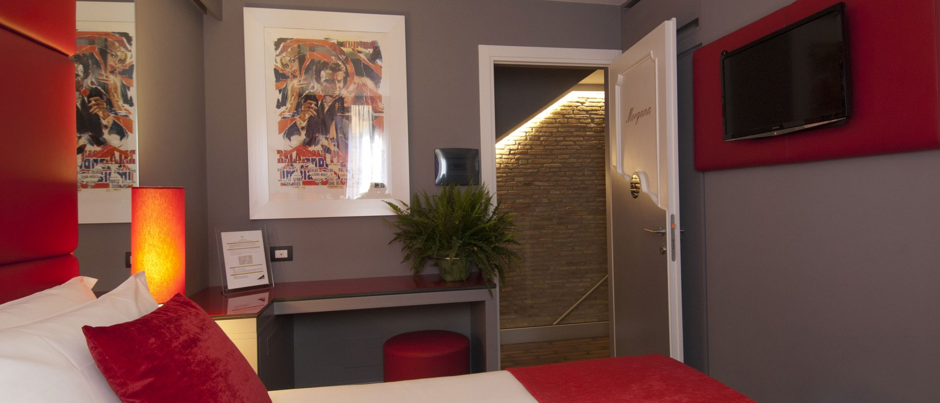BDB Luxury Rooms Margutta | Camere di lusso a Roma centro in Via Margutta